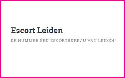 Escort Leiden