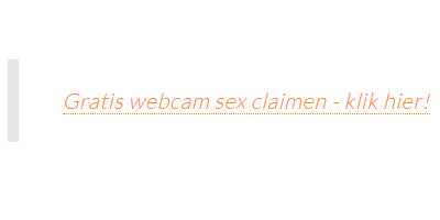 Gratis 5 minuten webcam chat